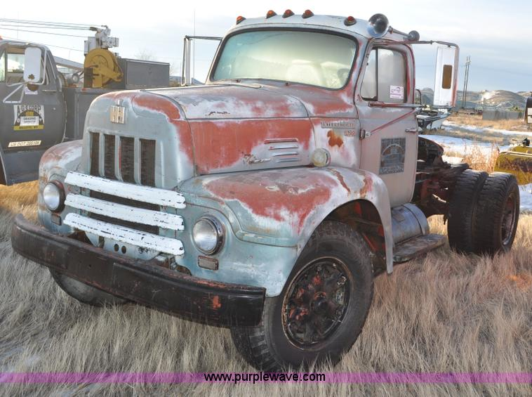 1958 International R200 Truck Item C3349 Sold March