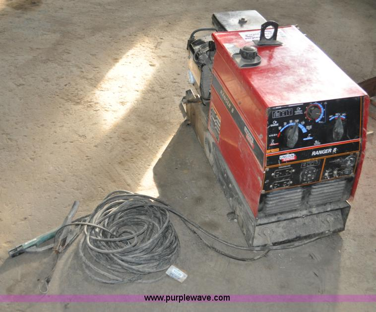 idealarc item sold for sale mig dec auction sp image lincoln welder