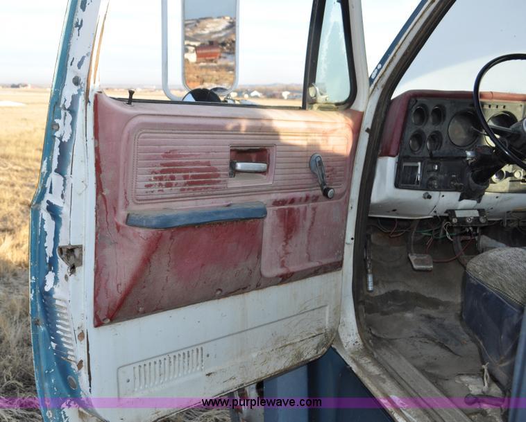 1980 Chevrolet C50 Custom Deluxe service truck | Item C3356