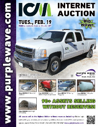 View February 19 ICM Auction flyer