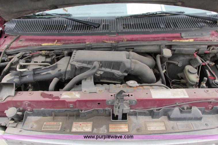 1994 ford econoline e150 conversion van item ag9996 sold New Ford Econoline Conversion Vans ag9996 image for item ag9996 1994 ford econoline e150 conversion van
