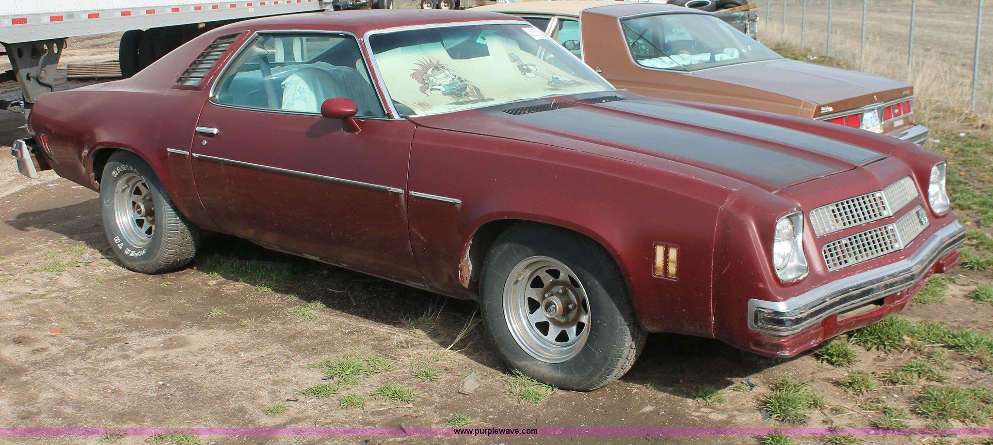 All Chevy 1976 chevy laguna : 1976 Chevrolet Laguna S3 | Item E3198 | SOLD! March 19 City ...