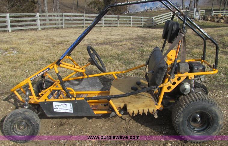 Manco Magnum Express 606 go cart | Item E3785 | SOLD! Wednes