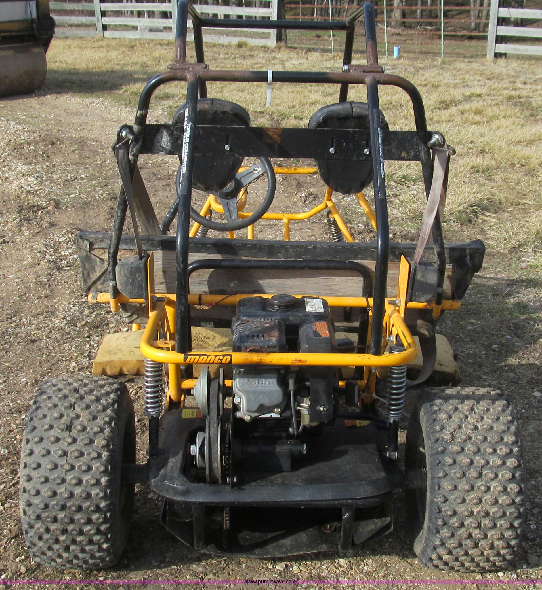 Robin Subaru Ex17 65 Hp Need More Power Diy Go Kart Forum