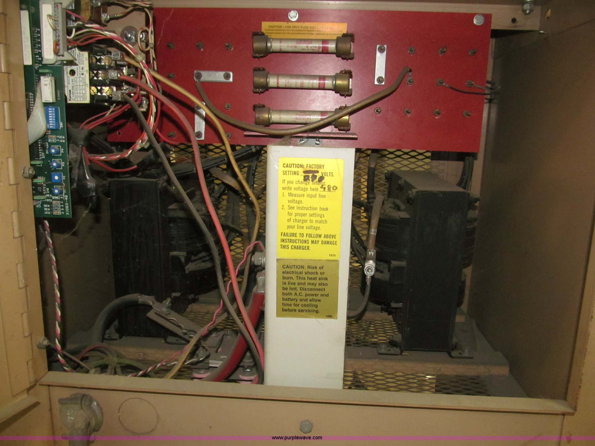Manual hertner 1000 battery charger manual.