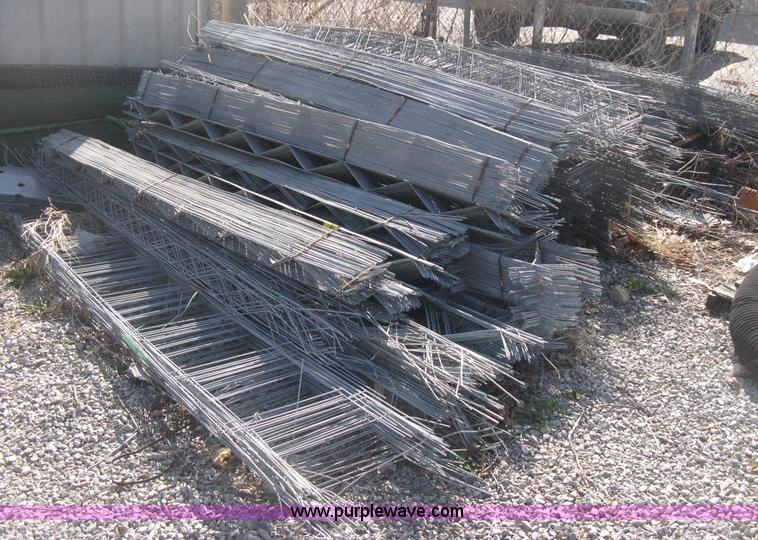 Assorted Dura-wall wire block reinforcing | Item M9248 | SOL...