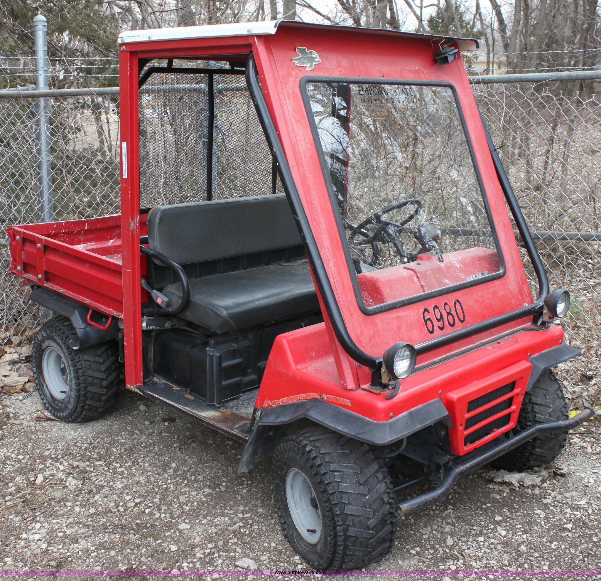 1999 Kawasaki Mule 2500 UTV For Sale In Kansas