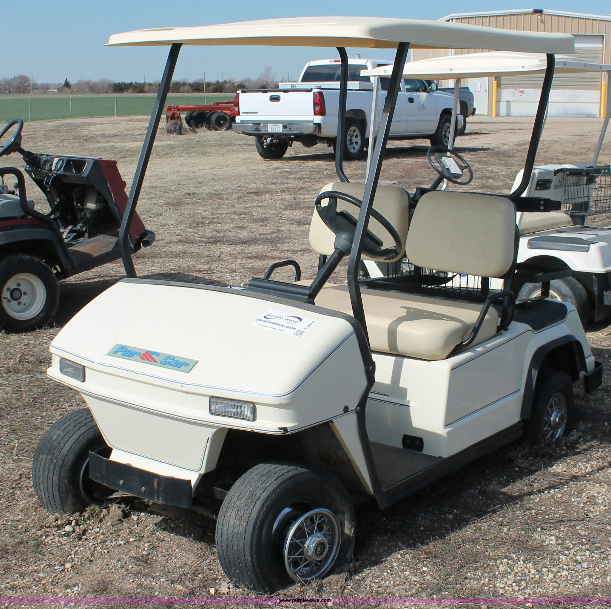 Par Car golf cart | Item E2975 | SOLD! Tuesday April 9 Gover... Beaver Golf Cart on cow golf cart, bears golf cart, bradley golf cart, hornet golf cart, pig golf cart, eagle golf cart, kodiak golf cart, ladybug golf cart, bobcat golf cart, pink flamingo golf cart, bandit golf cart, longhorn golf cart, denali golf cart, apache golf cart, mule golf cart,