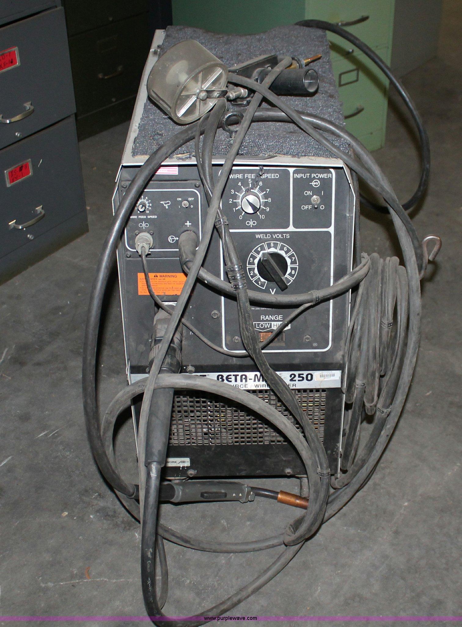 Hobart 250 Mig Welder Wiring Diagram Worksheet And 220 Volt Beta Cv Power Source Wire Feed Item Rh Purplewave Com