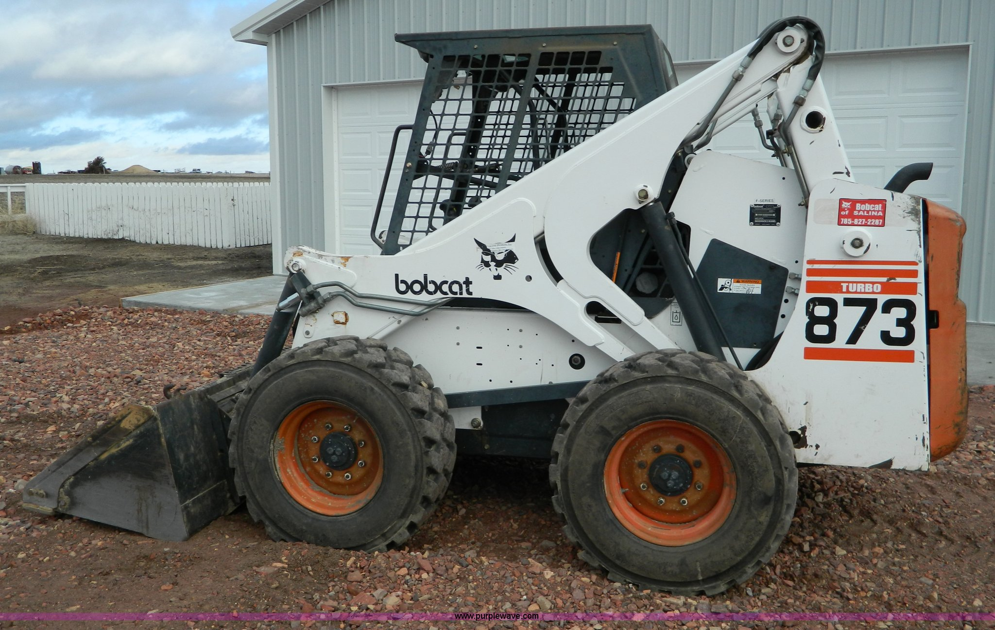 873 bobcat engine - Full Size In New Window