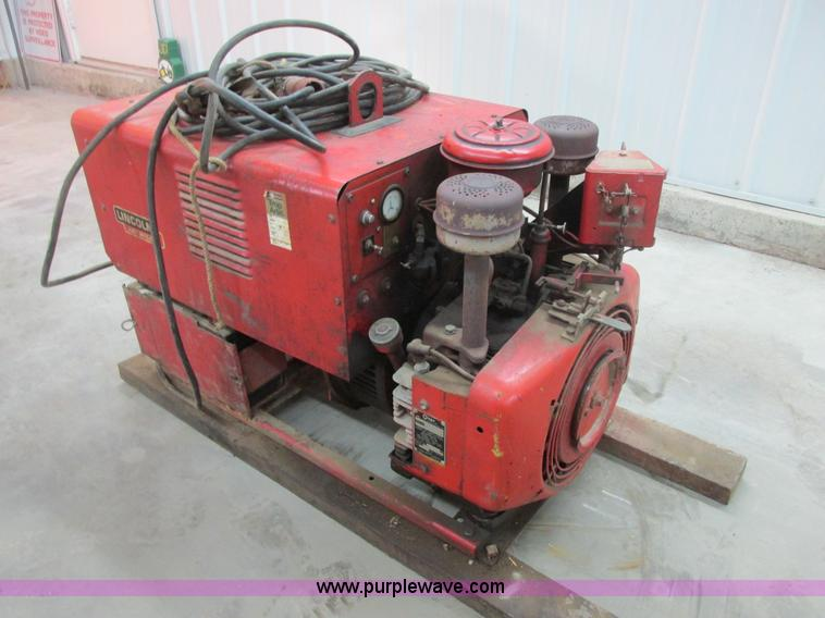 AB9430C lincoln lincwelder 225 welder generator item ab9430 sold lincwelder 225 wiring diagram at reclaimingppi.co