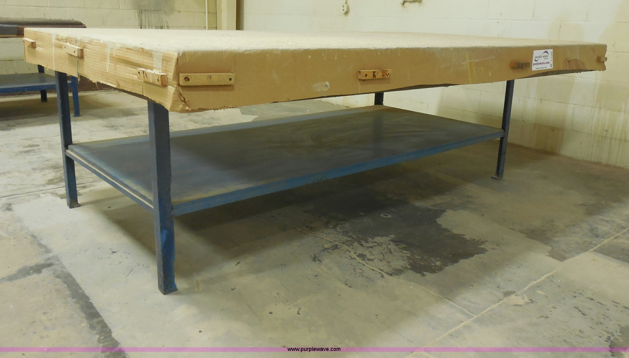 Superb Work Bench Item A5109 Sold April 17 Midwest Auction P Beatyapartments Chair Design Images Beatyapartmentscom
