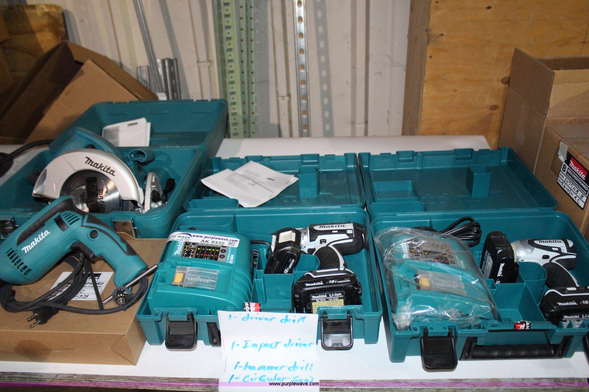Makita tools   Item AK9332   SOLD! April 30 TAP Enterprises