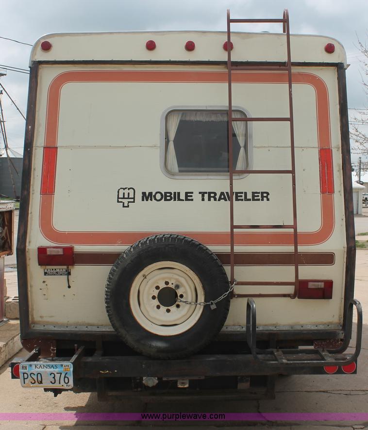 1978 dodge f30 sportsman mobile traveler camper item e3347 rh purplewave com Dodge Ram Wiring Schematics Dodge Wiring Diagram Wires