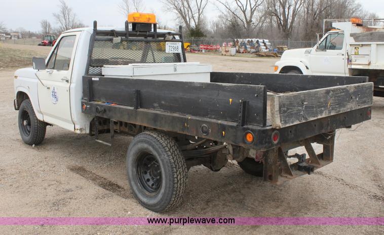 1980 Ford F250 Custom Pickup Truck Item Aa9082 Sold May