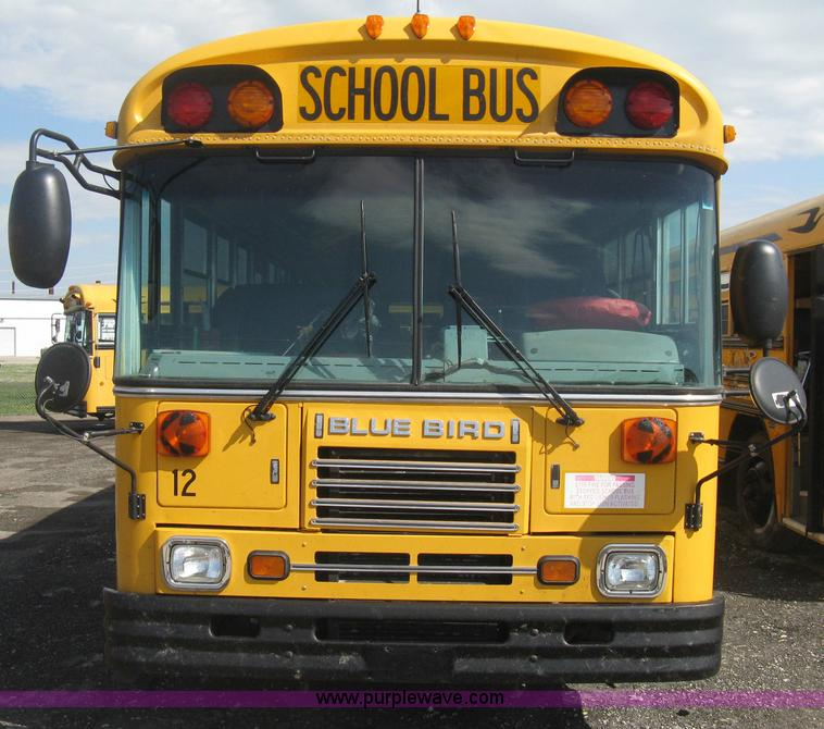 2004 Blue Bird School Bus Item E3384 Sold May 7 Governm