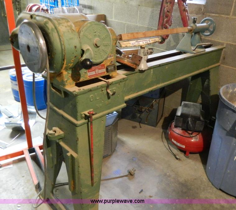Oliver Wood Lathe Item W9028 Sold May 7 Government