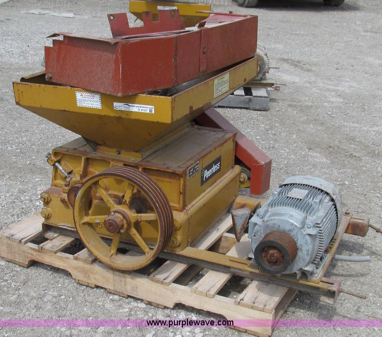 Peerless roller mill item o sold may ag