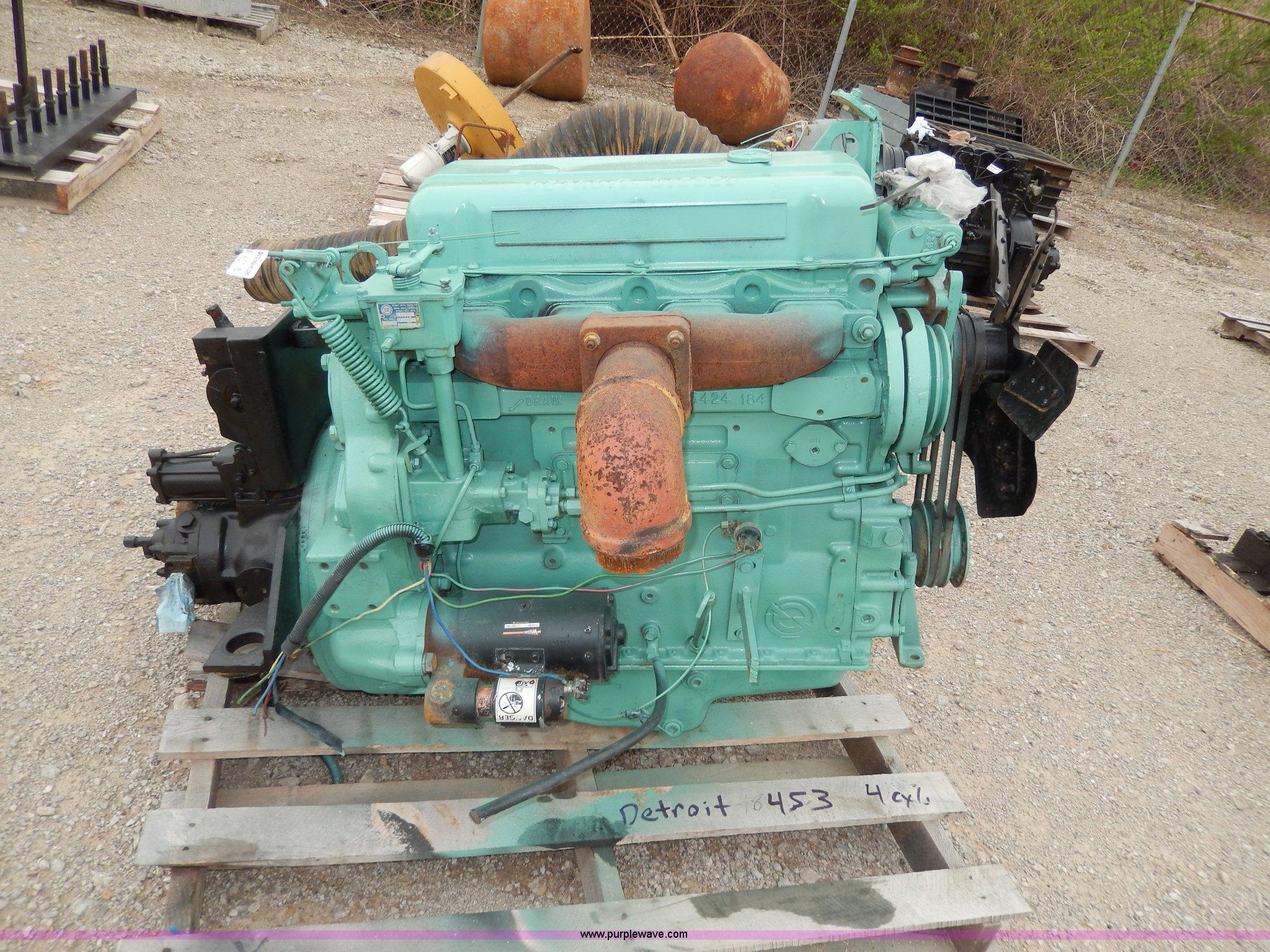 453 Detroit Diesel Related Keywords & Suggestions - 453