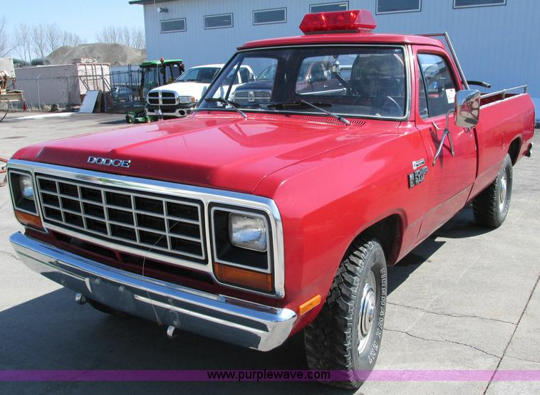 1983 dodge truck wiring diagram 1983 dodge power ram 250 custom pickup truck in savage  mn item  1983 dodge power ram 250 custom pickup