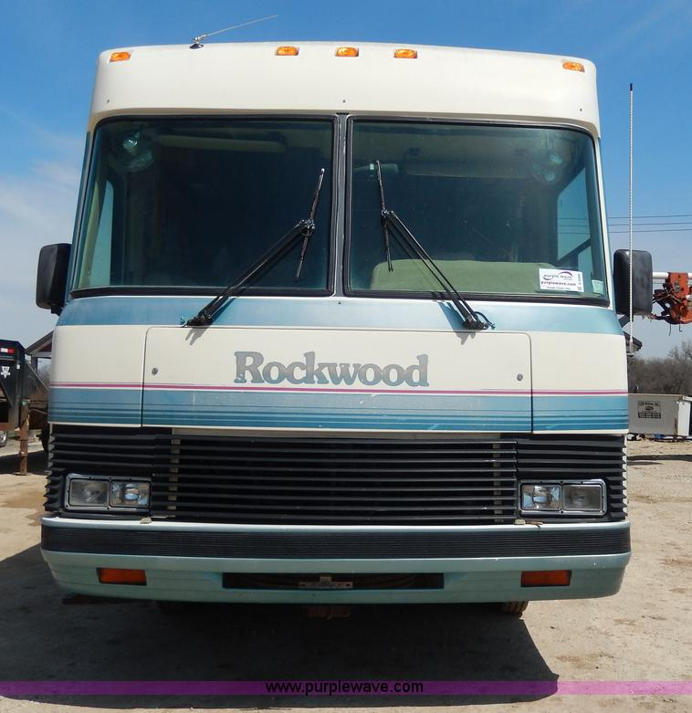 1993 Rockwood Embassy Series A6322 recreational vehicle | It