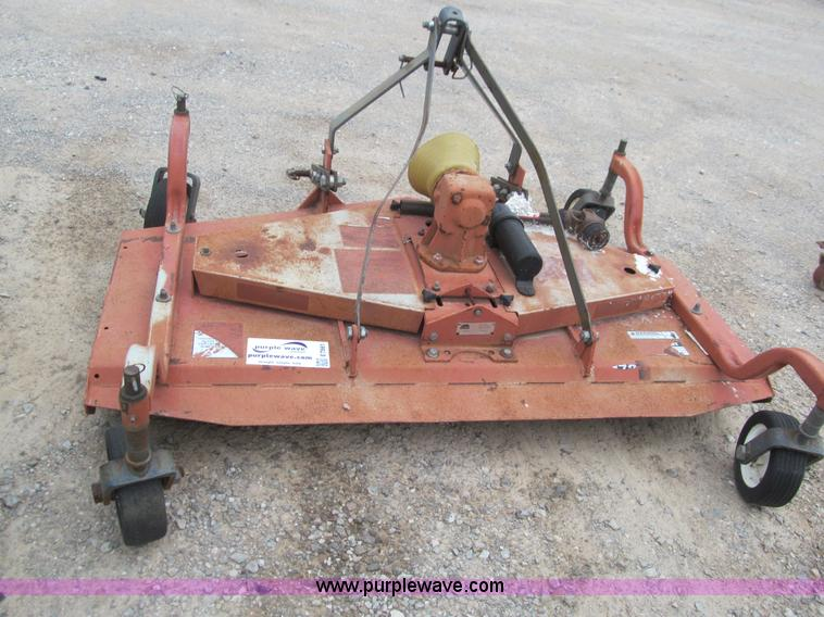Rhino FM72 finish mower | Item E7561 | SOLD! May 29 Midwest