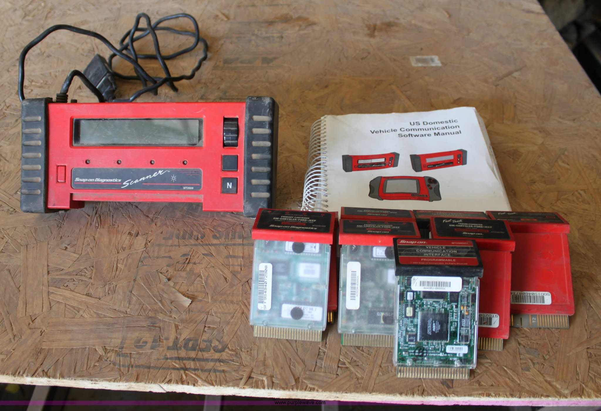 snap on mt2500 diagnostics scanner item aa9033 sold may rh purplewave com Communications Manuals Example Communications Manual for Organizations