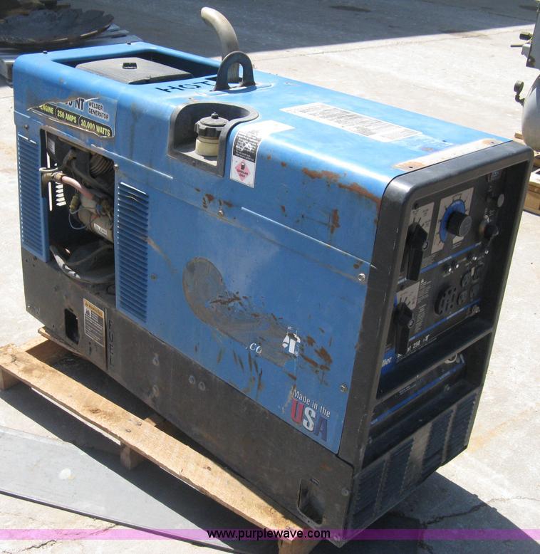 Trucks For Sale Wichita Ks >> Miller Bobcat 250NT welder/generator in Wichita, KS | Item E3436 sold | Purple Wave