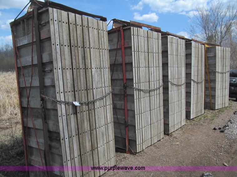 Used symons concrete forms for sale