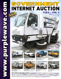 View June 4 Government Auction flyer