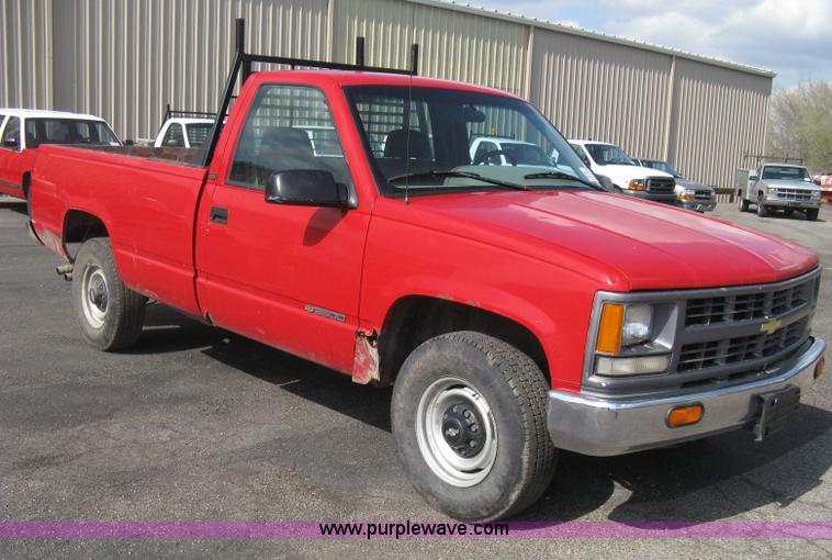 1995 Chevrolet Cheyenne 2500 pickup truck no reserve