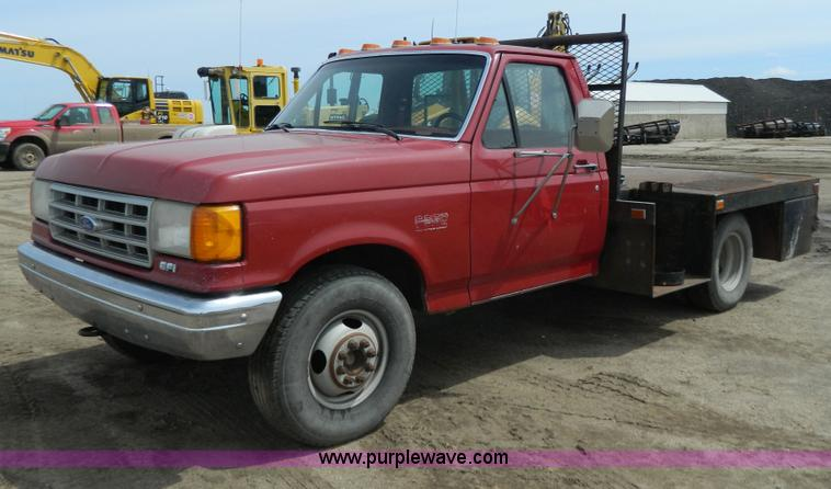 1998 ford f350 dually flatbed