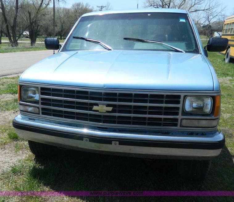 1993 Chevrolet Suburban 2500 SUV