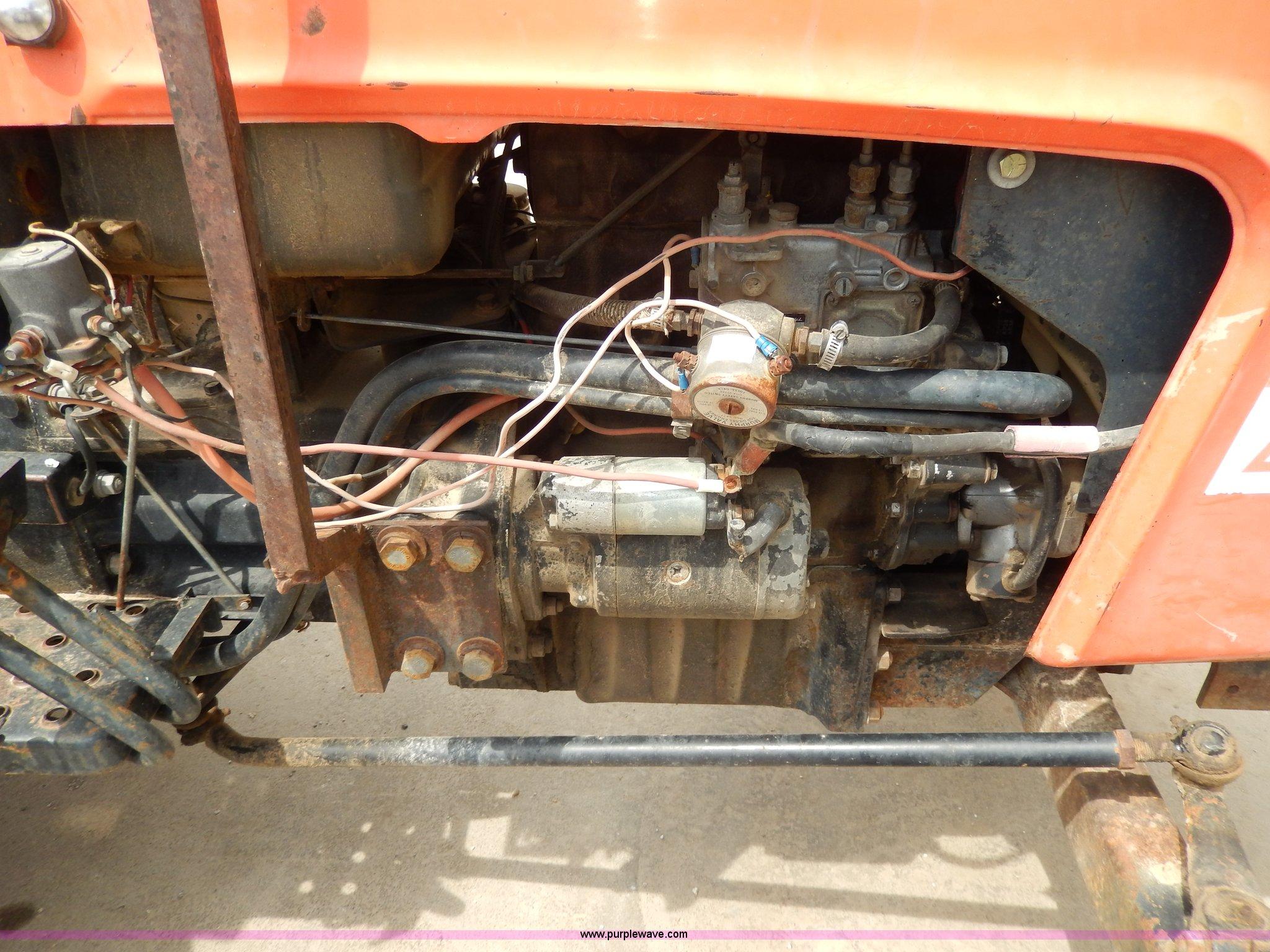S126 Diesel Engine