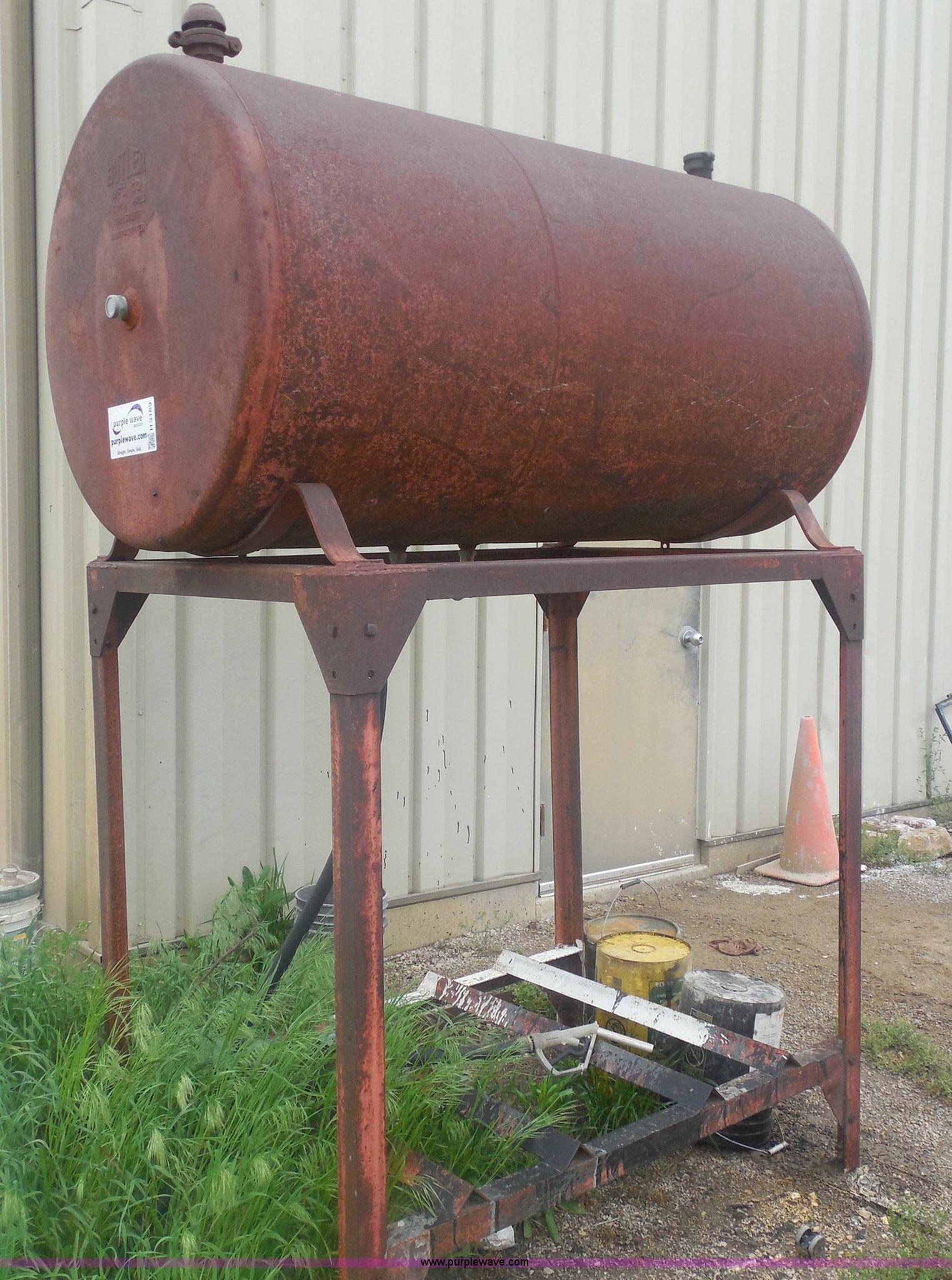 S D  Co  1946 300 gallon fuel tank | Item H3189 | SOLD! June