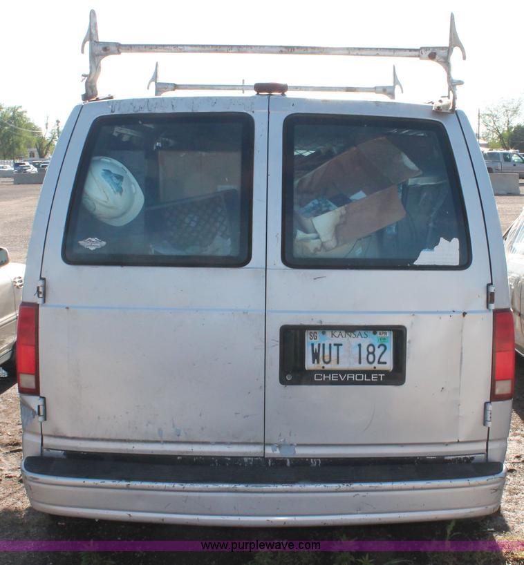 1992 Chevrolet Astro Cargo Van