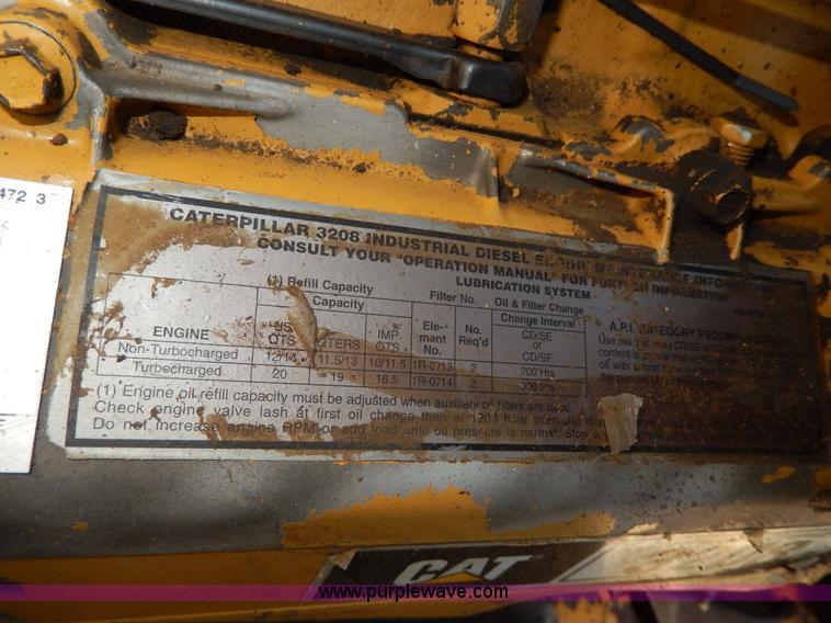 1976 Caterpillar 613B scraper | Item D8170 | SOLD! June 13 C