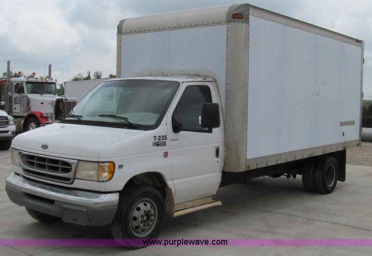 1999 Ford Econoline E450 Box Truck Item E3928 Sold Junerhpurplewave: Cab Filter Location 1999 Ford E 450 At Elf-jo.com