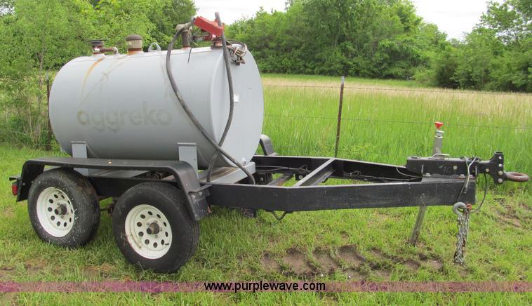 300 Gallon Diesel Fuel Tank No Reserve Auction On