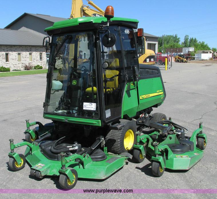 John Deere Lawn Mower Turbo : John deere turbo series lawn mower item
