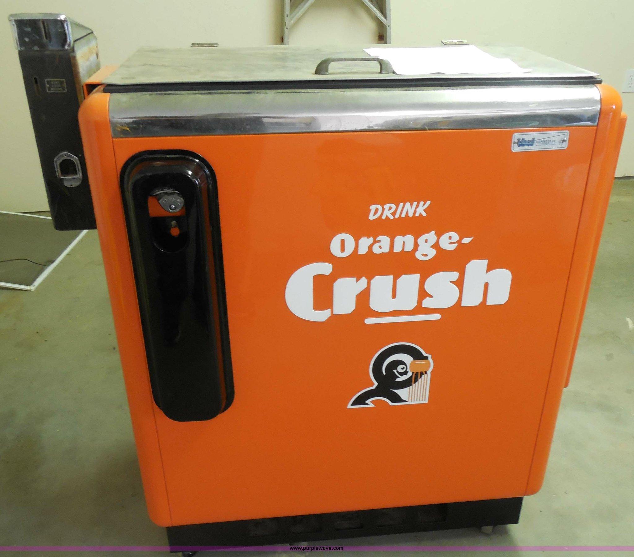 New Full Orange Crush