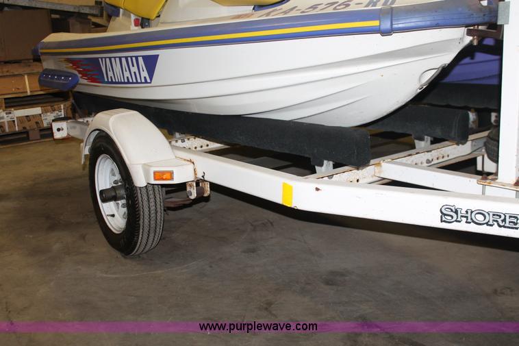 2) Yamaha WaveRaider 700 personal watercrafts | Item H3521