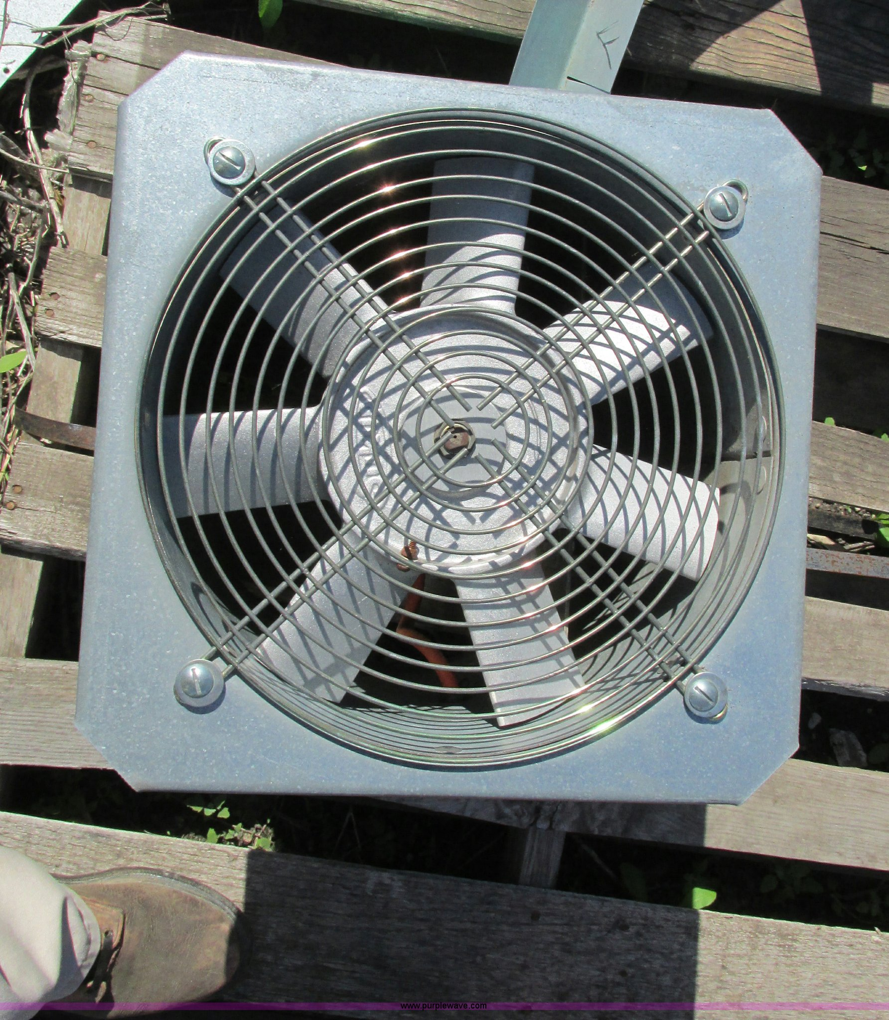 Sukup Grain Bin Fan Item A8564 Sold July 10 Ag Equipmen Wiring Diagram Full Size In New Window