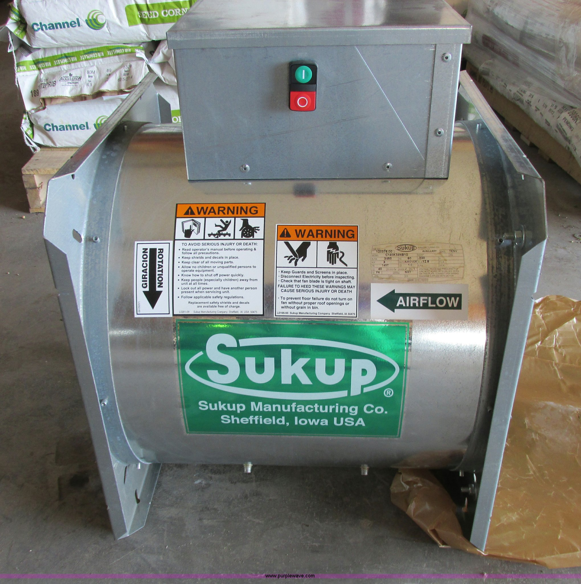 Sukup Dryer Wiring Diagram For - Circuit Connection Diagram •