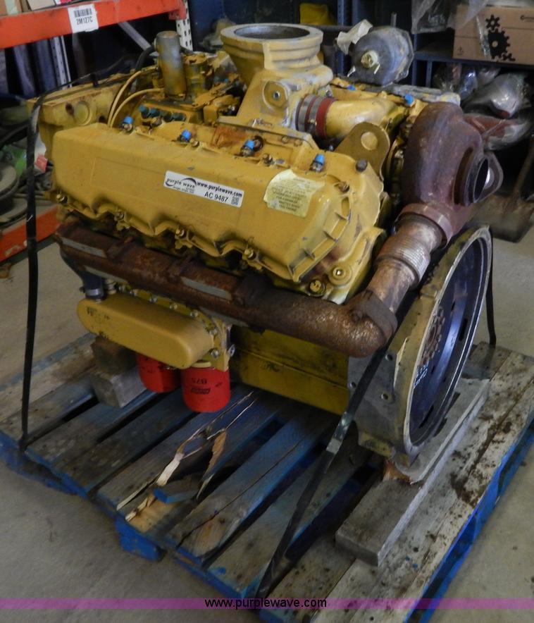 Caterpillar 3208 Turbo Sel Engines Engine Problems