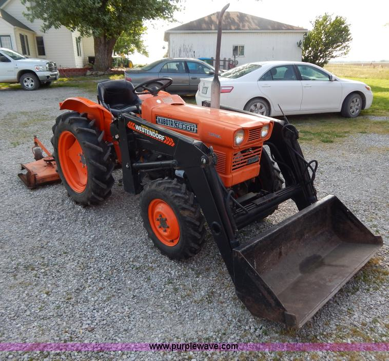 Kubota L185dt Manual