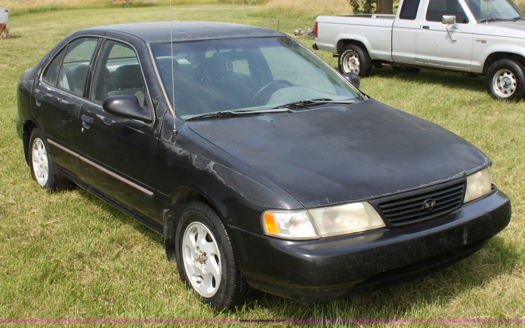 H7443 image for item H7443 1997 Nissan Sentra GXE