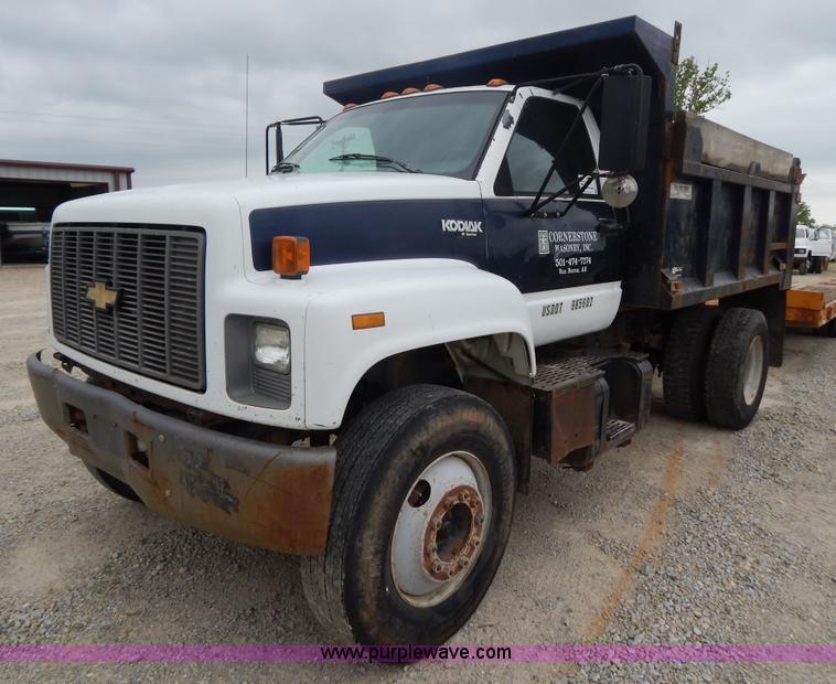 1995 Chevrolet Kodiak dump truck | Item G3200 | SOLD! July 1