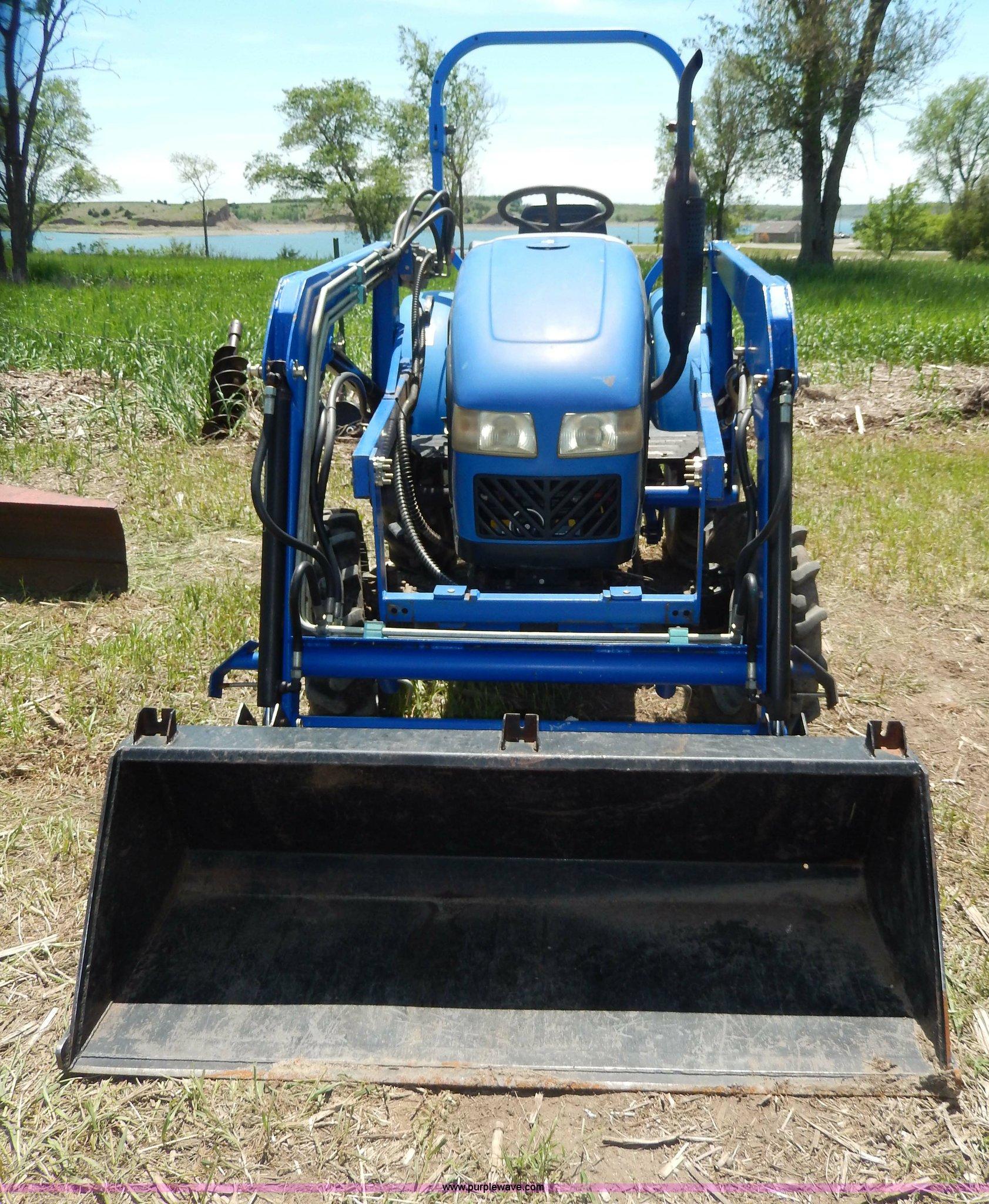Lenar Tractor Parts : Lenar le mfwd tractor item h sold july