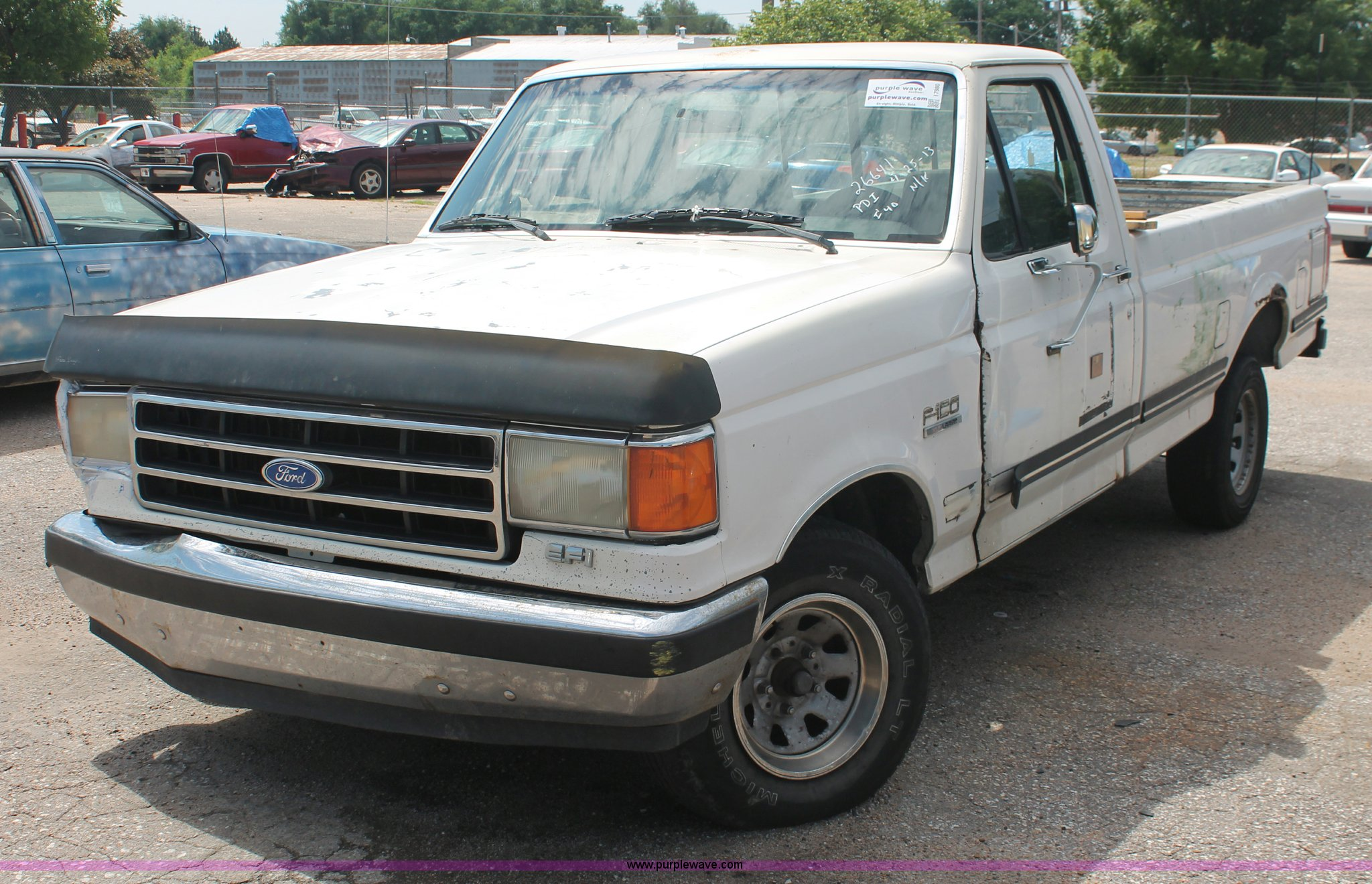 I7980 image for item i7980 1990 ford f150